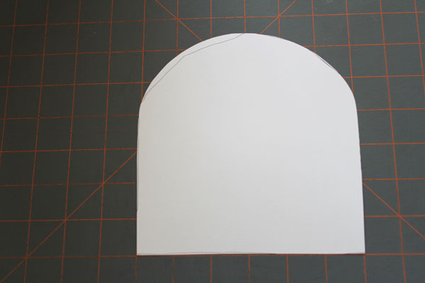 cut the cardstock smoothly