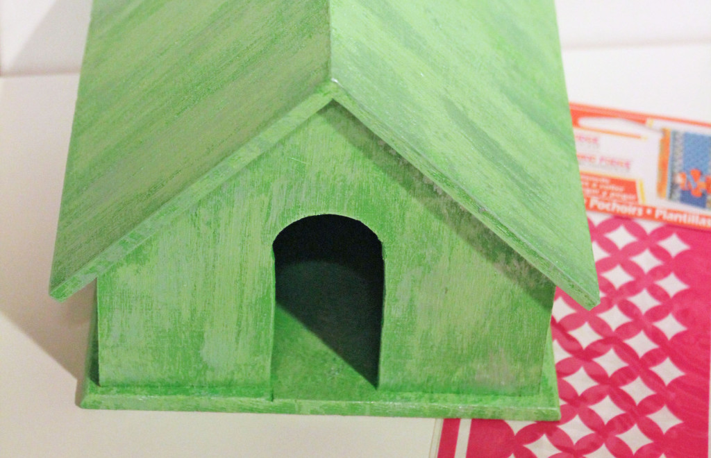 painted leprechaun house