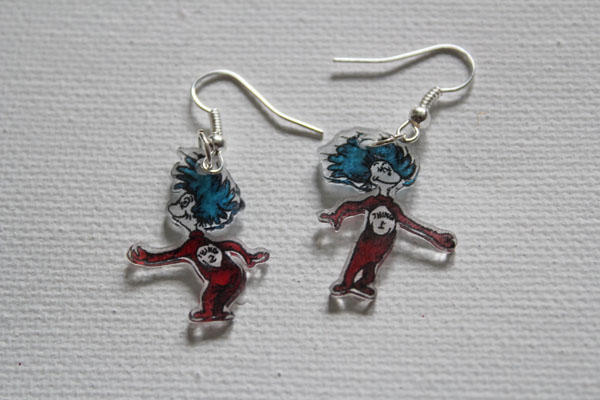thing 1 and thing 2 jewelry
