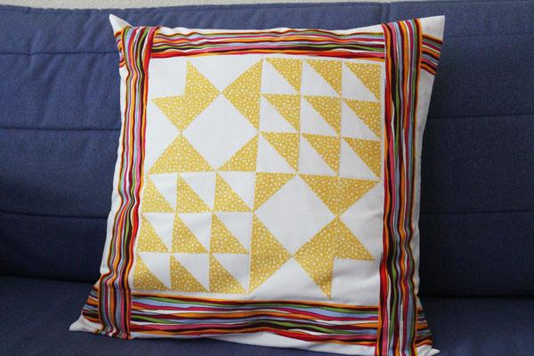 Duck Tape Decorative Pillow