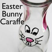 Easter Bunny Caraffe