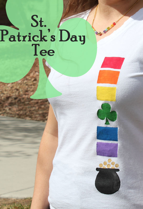 St Patrick's Day Tee
