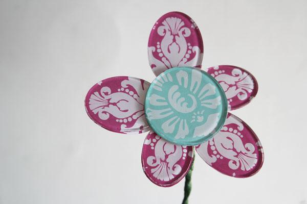 Mod Podge Podgeable Shapes Flower