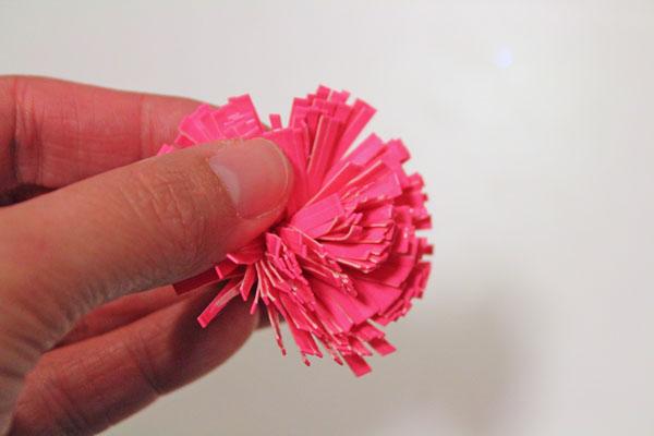 Push open petals