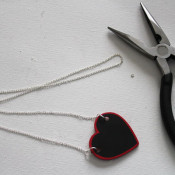 cut chain for clasp