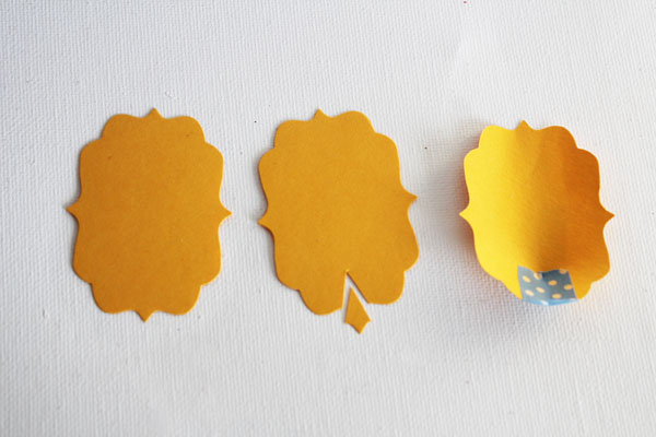 make paper poppy petals