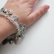 Easy Heart Charm Bracelet