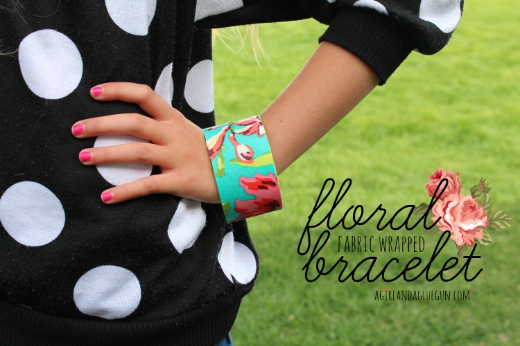 fabric-wrapped-floral-bracelet