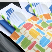 picnic silverware kit - made to be a momma