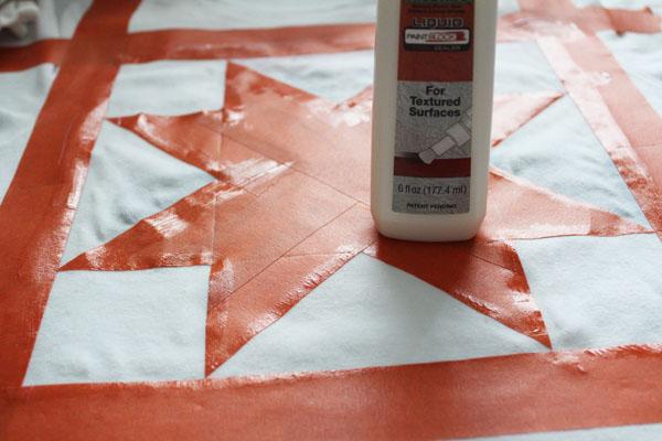 Apply Paint Block