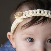 Simple Crochet Headband