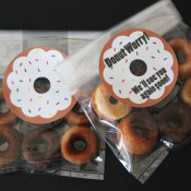 Donut Party Goodie Bags