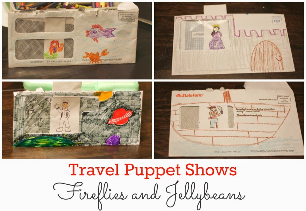 Travel Puppet Show 4