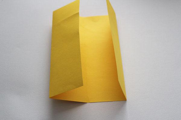 fold into quarters