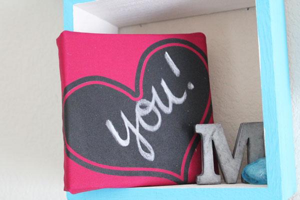 make your own iron on decor