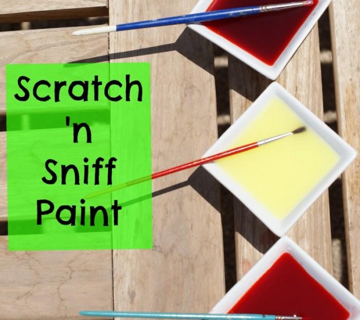 scratch n sniff paint