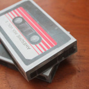Casette Tape Box Printable