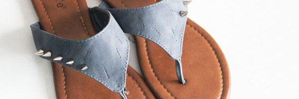 diy your studded shoes