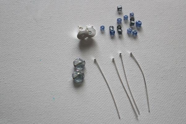 supplies for beaded earrings