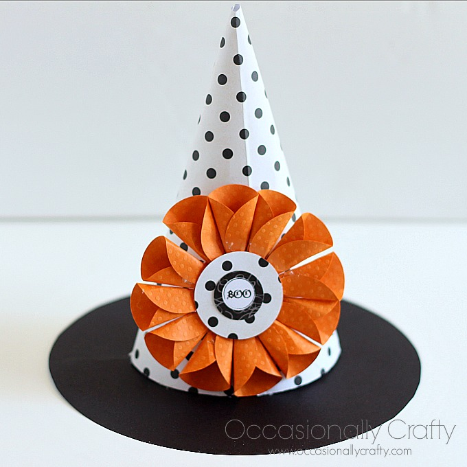Paper Witch Hat 3