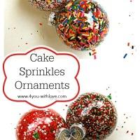 Cake-sprinkles-ornaments-pinterest-collage