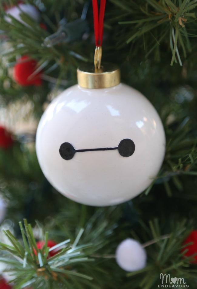 DIY-Baymax-Ornament