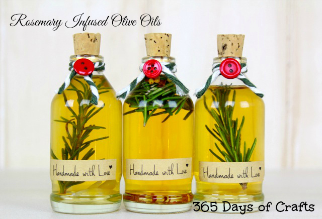 Rosemary-Infused-Oil-handmade-gift-