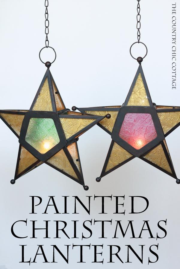 christmas-painted-lanterns