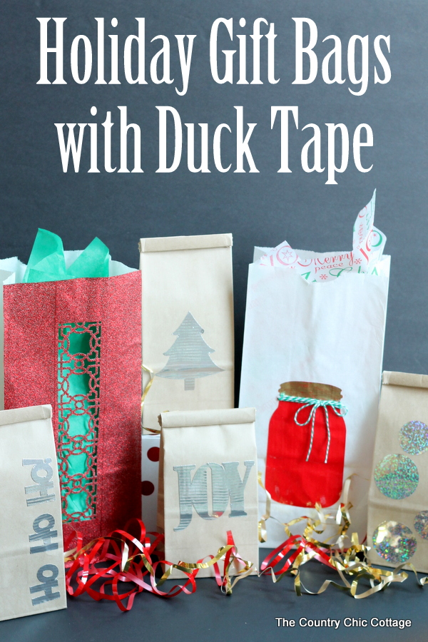holiday-gift-bags-with-duck-tape