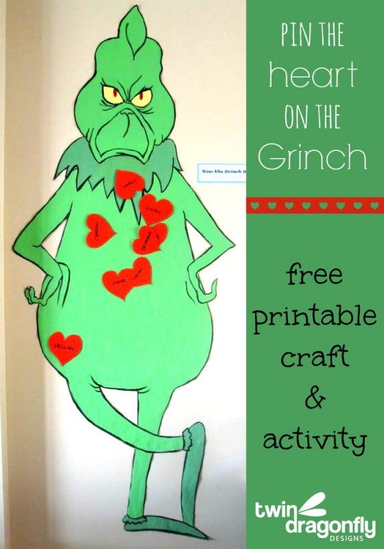 Pin-the-Heart-on-the-Grinch-Game-twin dragonfly designs