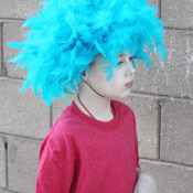 Thing 1 Wig Hat