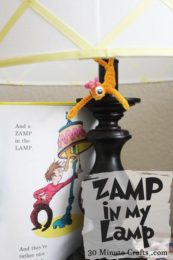 Zamp in my Lamp