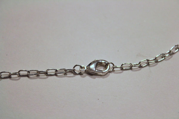add clasps to chain