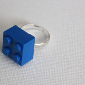 finished lego ring
