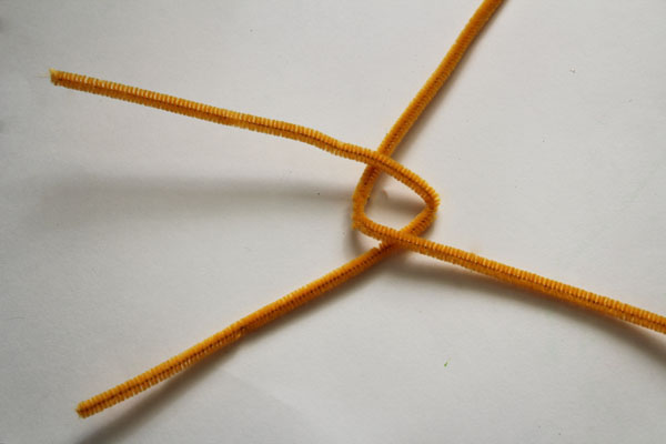 fold and hook together
