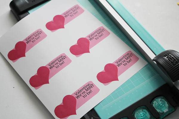 print valentines