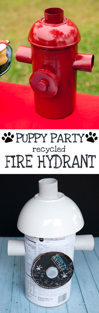 Puppy-party-recycled-fire-hydrant