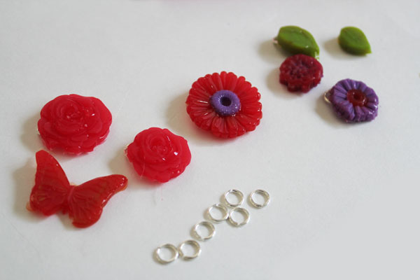 unmolded charms