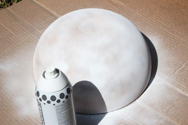 spray bowl