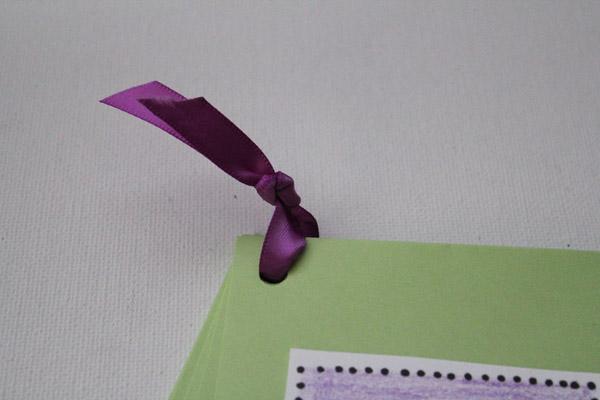 tie envelopes together
