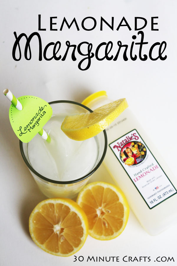 Lemonade Margarita Recipe