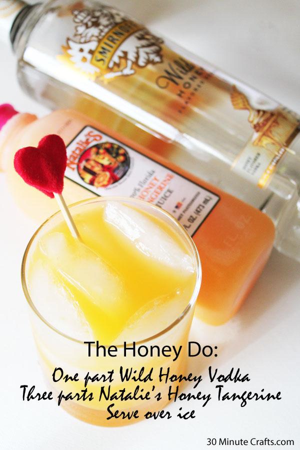 how to make the honey do cocktail