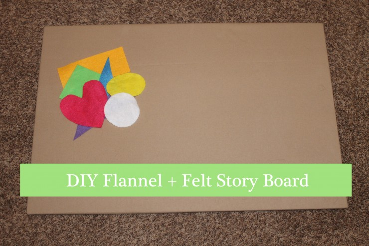 DIY-Flannel-Felt-Story-Board-740x493