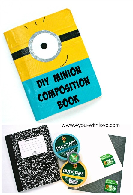 diy-minion-composition-book-collage
