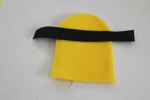 glue on strap