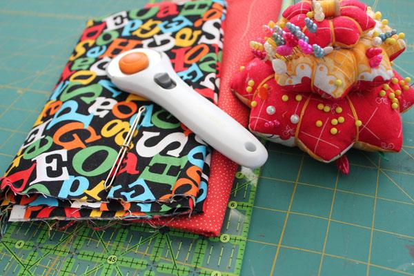 supplies for pencil wrap