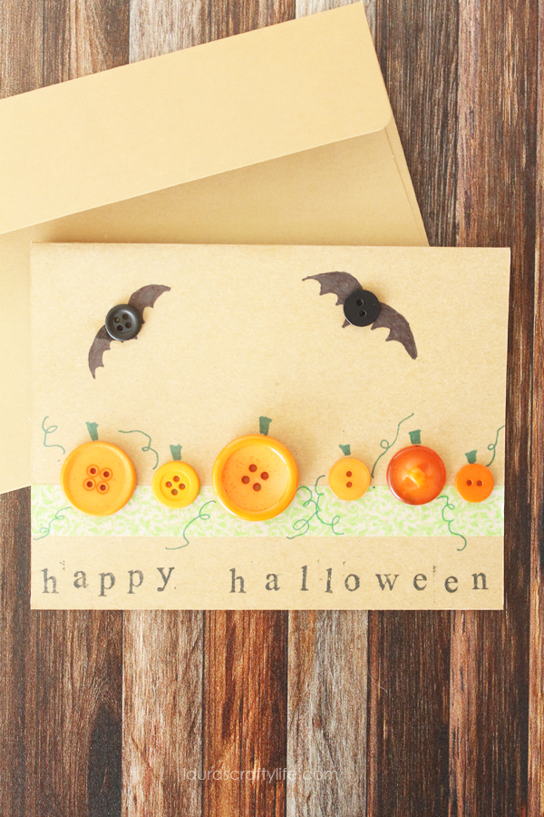 Halloween-Button-Card-Lauras-Crafty-Life