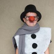 Snowmen like Warm Hugs - and costumes