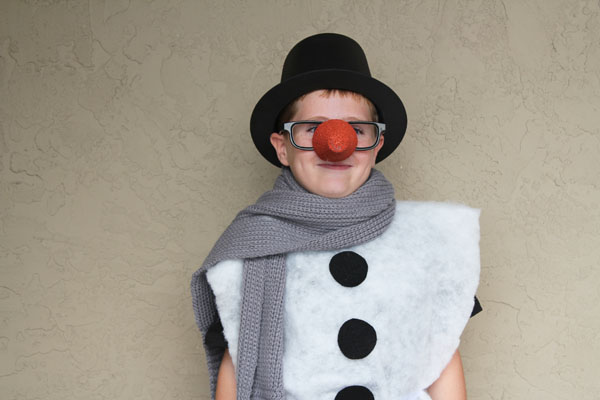 Snowmen like Warm Hugs - and costumes