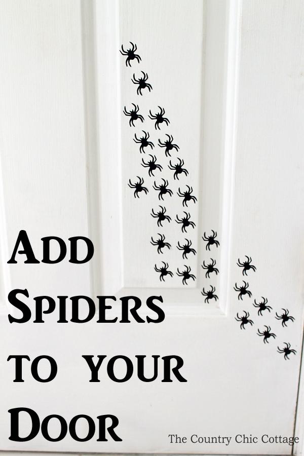 add-spiders-to-your-door-for-Halloween-005